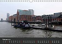 Hafen Hamburg 2019 (Wandkalender 2019 DIN A4 quer) - Produktdetailbild 2