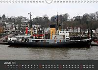 Hafen Hamburg 2019 (Wandkalender 2019 DIN A4 quer) - Produktdetailbild 1