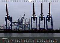 Hafen Hamburg 2019 (Wandkalender 2019 DIN A4 quer) - Produktdetailbild 5