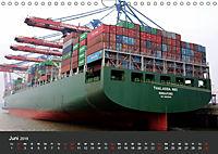 Hafen Hamburg 2019 (Wandkalender 2019 DIN A4 quer) - Produktdetailbild 6