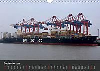 Hafen Hamburg 2019 (Wandkalender 2019 DIN A4 quer) - Produktdetailbild 9