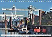 Hafenrundfahrt Duisburg (Tischkalender 2019 DIN A5 quer) - Produktdetailbild 11