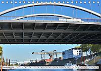 Hafenrundfahrt Duisburg (Tischkalender 2019 DIN A5 quer) - Produktdetailbild 12