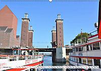 Hafenrundfahrt Duisburg (Wandkalender 2019 DIN A2 quer) - Produktdetailbild 1