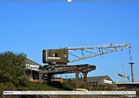 Hafenrundfahrt Duisburg (Wandkalender 2019 DIN A2 quer) - Produktdetailbild 3