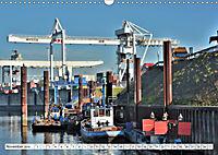 Hafenrundfahrt Duisburg (Wandkalender 2019 DIN A3 quer) - Produktdetailbild 11
