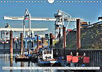 Hafenrundfahrt Duisburg (Wandkalender 2019 DIN A4 quer) - Produktdetailbild 11