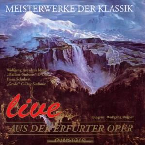 Haffner-Sinfonie Kv 385/Sinf.D 944, Rögner, Philharm.orch.erfurt