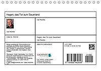 Hagen, das Tor zum Sauerland (Tischkalender 2019 DIN A5 quer) - Produktdetailbild 13