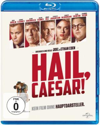 Hail, Caesar!, Ralph Fiennes,Josh Brolin George Clooney