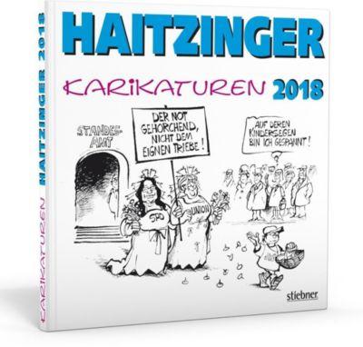 Haitzinger Karikaturen 2018 - Horst Haitzinger |