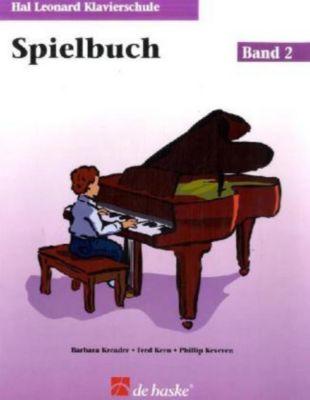 Hal Leonard Klavierschule, Spielbuch, Fred Kern, Philip Keveren, Barbara Kreader