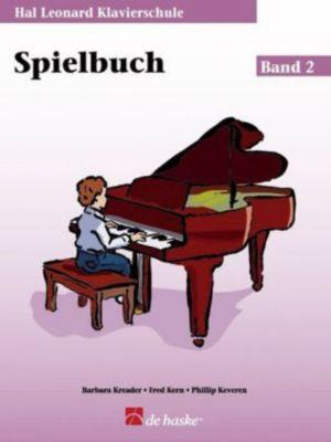 Hal Leonard Klavierschule, Spielbuch u. Audio-CD, Hal Leonard