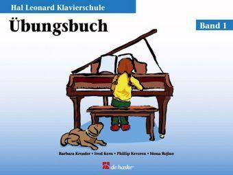 Hal Leonard Klavierschule, Übungsbuch, Fred Kern, Philip Keveren, Barbara Kreader