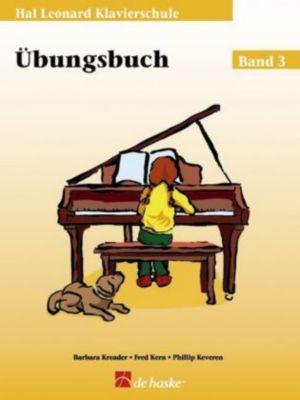 Hal Leonard Klavierschule, Übungsbuch u. Audio-CD, Hal Leonard