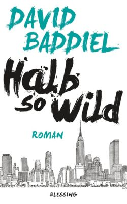Halb so wild, David Baddiel