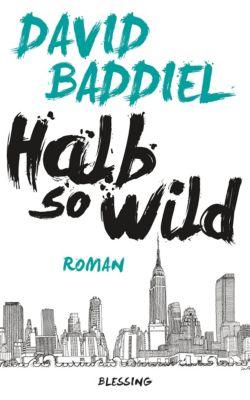 Halb so wild, David Baddiel