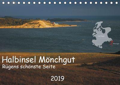 Halbinsel Mönchgut - Rügens schönste Seite (Tischkalender 2019 DIN A5 quer), Marek Witte