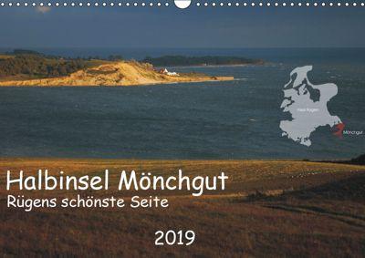 Halbinsel Mönchgut - Rügens schönste Seite (Wandkalender 2019 DIN A3 quer), Marek Witte