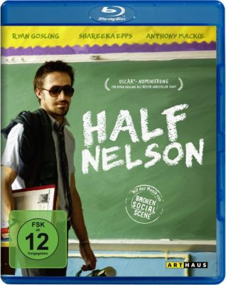 Half Nelson, 1 Blu-ray