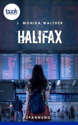Halifax (Kurzgeschichte, Krimi), J. Monika Walter