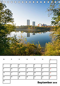 Halle-Saale - Mein Planer (Tischkalender 2019 DIN A5 hoch) - Produktdetailbild 9