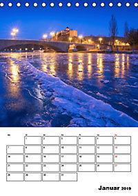 Halle-Saale - Mein Planer (Tischkalender 2019 DIN A5 hoch) - Produktdetailbild 1