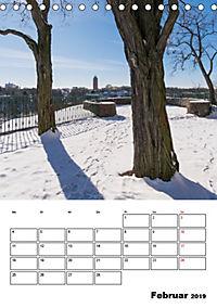 Halle-Saale - Mein Planer (Tischkalender 2019 DIN A5 hoch) - Produktdetailbild 2