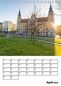 Halle-Saale - Mein Planer (Tischkalender 2019 DIN A5 hoch) - Produktdetailbild 4