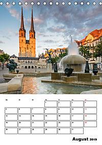 Halle-Saale - Mein Planer (Tischkalender 2019 DIN A5 hoch) - Produktdetailbild 8