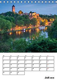 Halle-Saale - Mein Planer (Tischkalender 2019 DIN A5 hoch) - Produktdetailbild 7