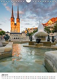 Halle/Saale - Meine Stadt im Licht (Wandkalender 2019 DIN A4 hoch) - Produktdetailbild 7