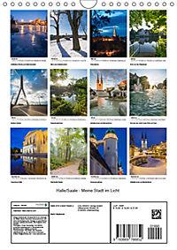 Halle/Saale - Meine Stadt im Licht (Wandkalender 2019 DIN A4 hoch) - Produktdetailbild 13