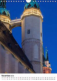 Halle/Saale - Meine Stadt im Licht (Wandkalender 2019 DIN A4 hoch) - Produktdetailbild 11