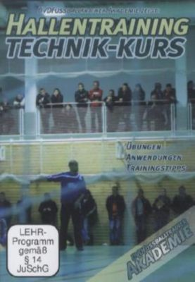 Hallentraining Technikkurs, 1 DVD, David Niedermeier