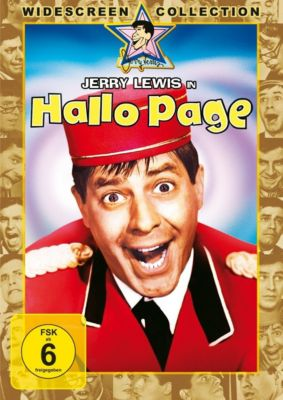 Hallo Page, Jerry Lewis