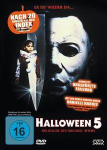 Halloween 5 - Die Rache des Michael Myers, Halloween 5