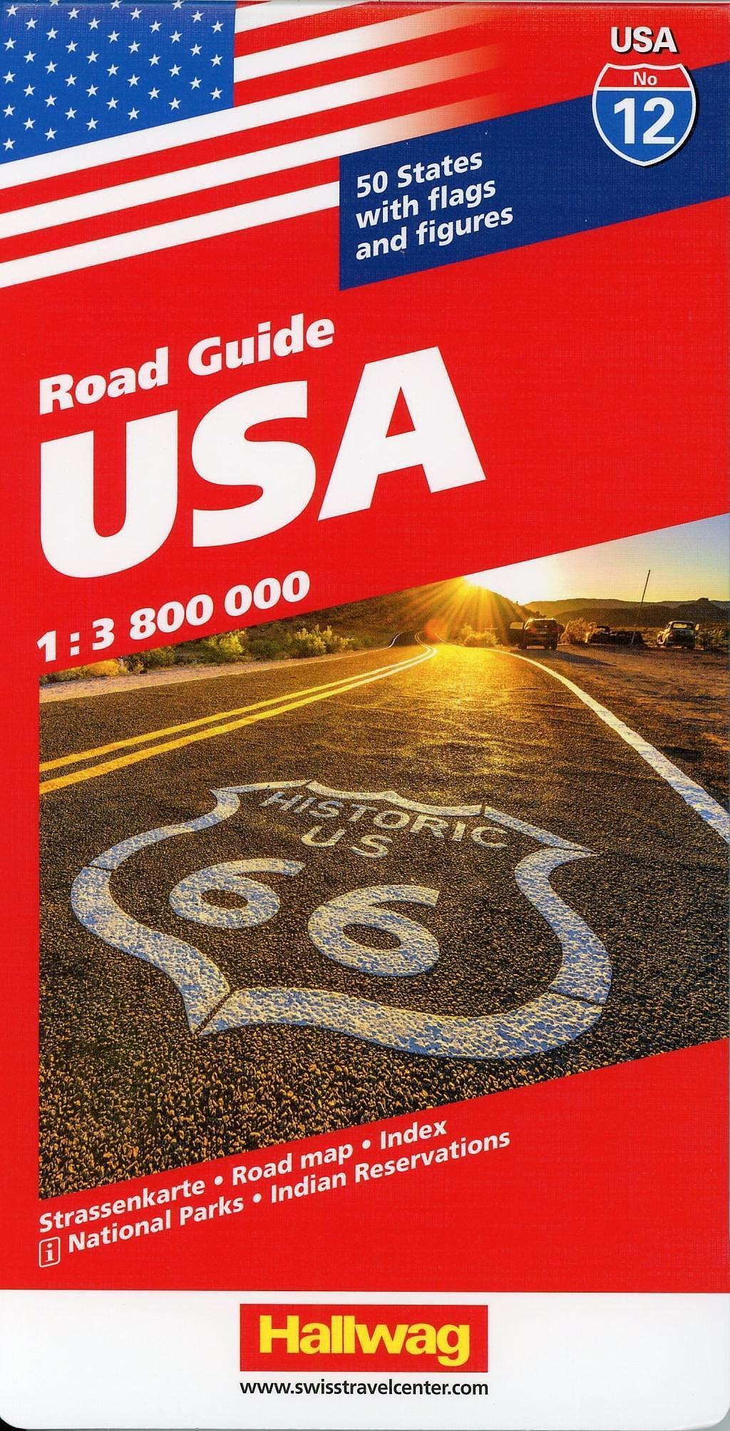 Hallwag USA Road Guide USA Buch bei Weltbild.de online bestellen