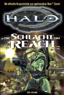 Halo: Halo Band 1: Die Schlacht um Reach, Eric Nylund