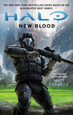 HALO: New Blood, Matt Forbeck