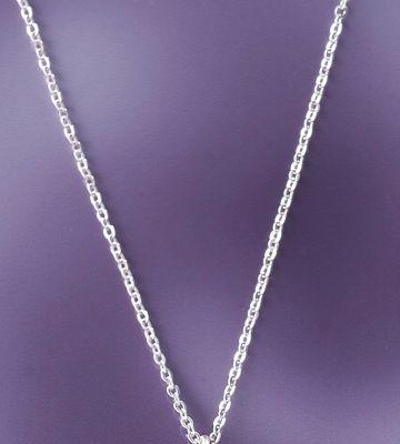 Halskette 45cm, SI925