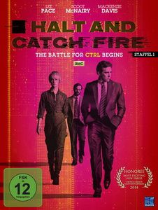 Halt and Catch Fire - Staffel 1, N, A