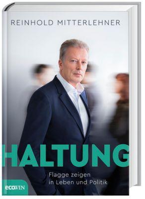 Haltung - Reinhold Mitterlehner |