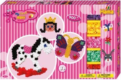Bügelperlen Hama Geschenkpackung Safari Mit 5.000 Perlen Spielzeug