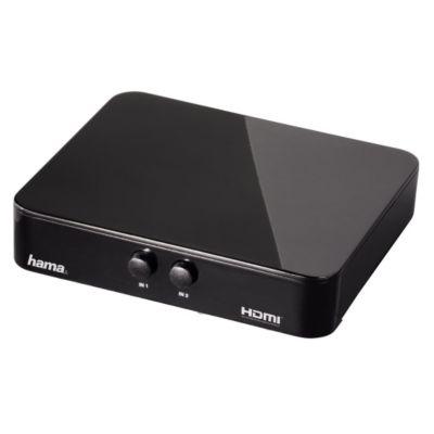 Hama HDMI™-Umschaltpult G-210, 2-fach