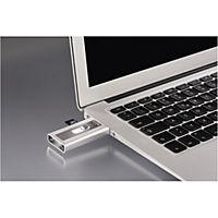 """Hama Lightning-USB-Kartenleser """"MoveData"""", microSD, Silber - Produktdetailbild 2"""