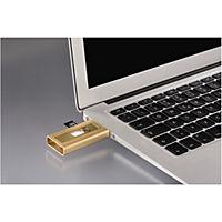 """Hama Lightning-USB-Kartenleser """"MoveData"""", microSD, Gold - Produktdetailbild 2"""