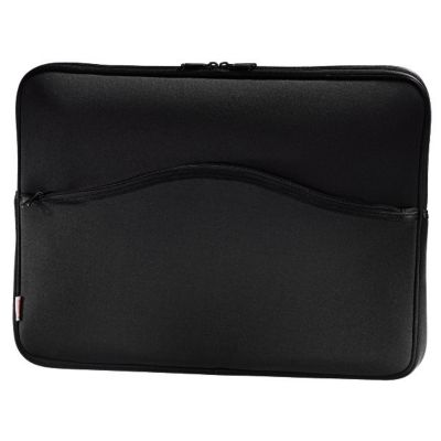 Hama Notebook-Sleeve Comfort, bis 40 cm (15,6), Schwarz