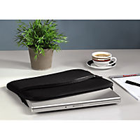 "Hama Notebook-Sleeve ""Comfort"", bis 40 cm (15,6""), Schwarz - Produktdetailbild 2"