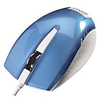 """Hama Optische Maus """"Cino"""", Himmelblau - Produktdetailbild 2"""